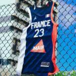 Jordan Brand dévoile le nouveau maillot de l'Équipe de France de basketball