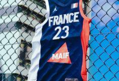 Image de l'article Jordan Brand dévoile le nouveau maillot de l'Équipe de France de basketball