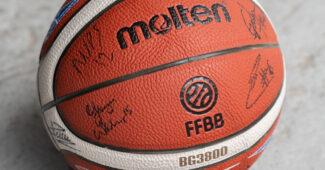Image de l'article Jeu concours : remporte un ballon Molten dédicacé par les joueuses de l'Équipe de France