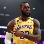 Lebron 19 de Nike : un nouveau coloris dévoilé par LeBron James