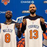 Pourquoi Evan Fournier va-t-il porter le maillot numéro 13 aux Knicks ?