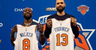 Image de l'article Pourquoi Evan Fournier va-t-il porter le maillot numéro 13 aux Knicks ?