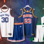 Maillot Classic Edition : la NBA propose trois maillots pour ses 75 ans!