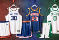 Image de l'article Maillot Classic Edition : la NBA propose trois maillots pour ses 75 ans!