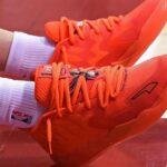 Puma MB1 : les images de la chaussure signature de LaMelo Ball