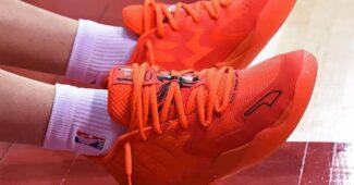 Image de l'article Puma MB1 : les images de la chaussure signature de LaMelo Ball