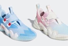 Image de l'article Adidas Trae 1 : les coloris «Ice Trae» et «Icee» débarquent en octobre!