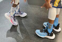 Image de l'article Curry 9 : la première apparition publique lors du NBA Media Day!