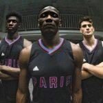 Nouveaux maillots du Paris Basketball x adidas : «Eux ils parlent, nous on joue»