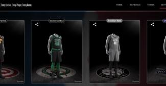 Image de l'article Maillots NBA : la plateforme Locker Vision ouverte au public