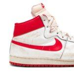 La Nike Air Ship de rookie de Michael Jordan vendue aux enchères